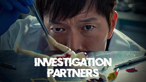 دانلود سریال کره ای Investigation Partners