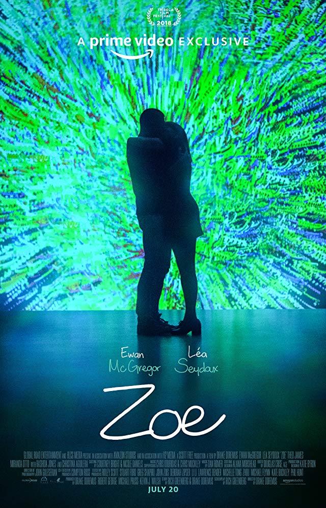 دانلود فیلم Zoe 2018