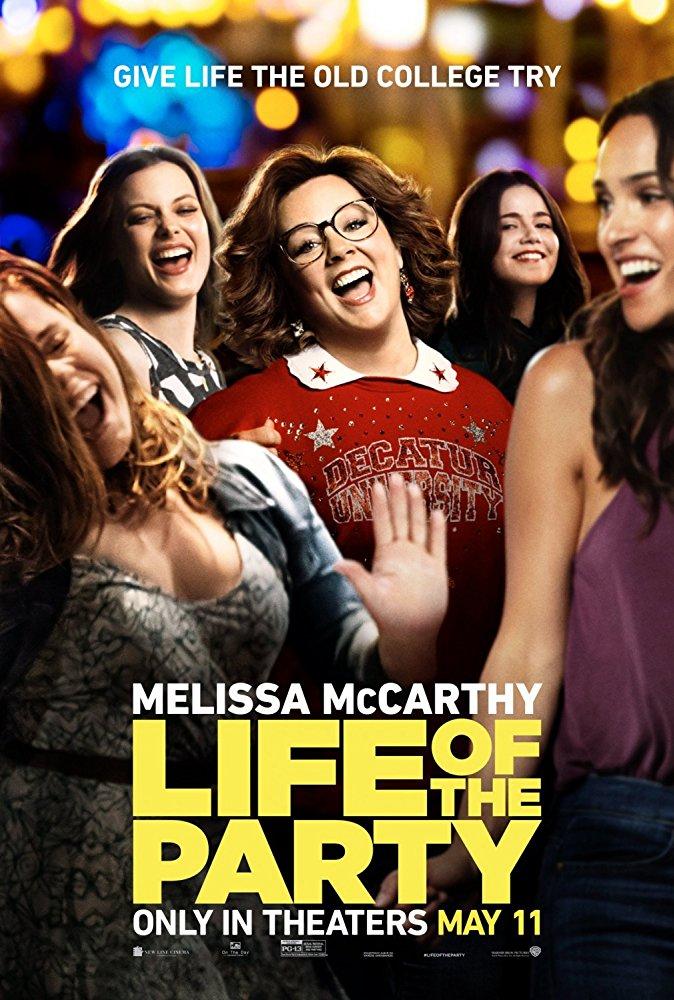 دانلود فیلم Life of the Party 2018