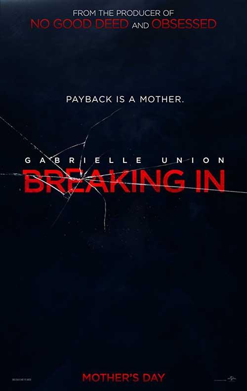 دانلود فیلم Breaking In 2018
