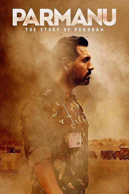 دانلود فیلم Parmanu: The Story of Pokhran 2018