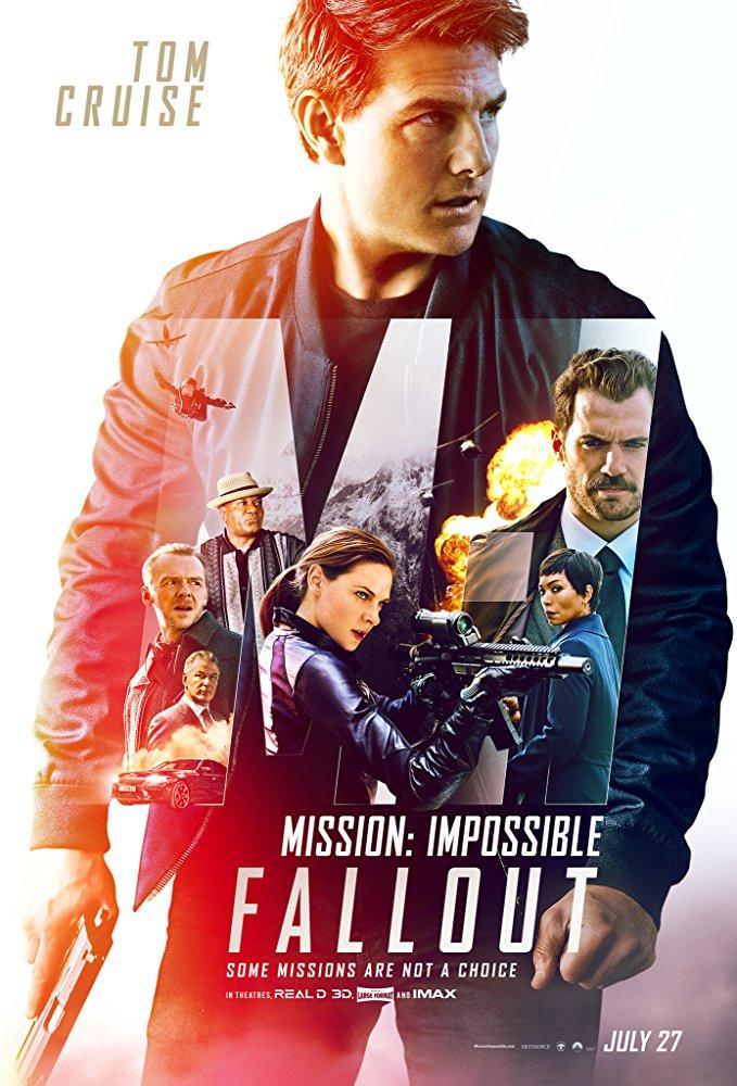 دانلود فیلم Mission: Impossible 2018