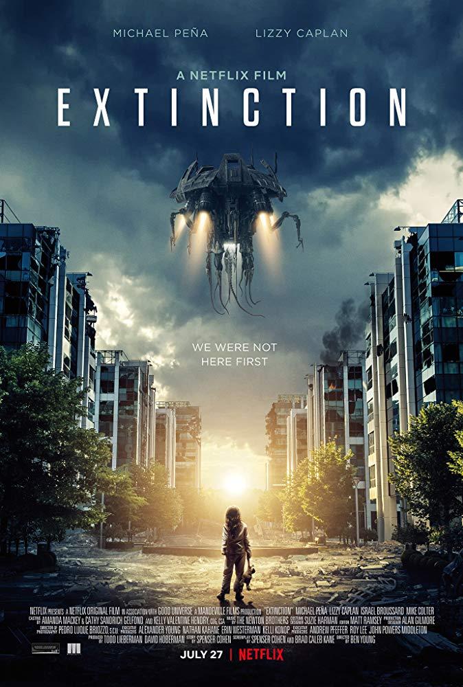 دانلود فیلم Extinction 2018