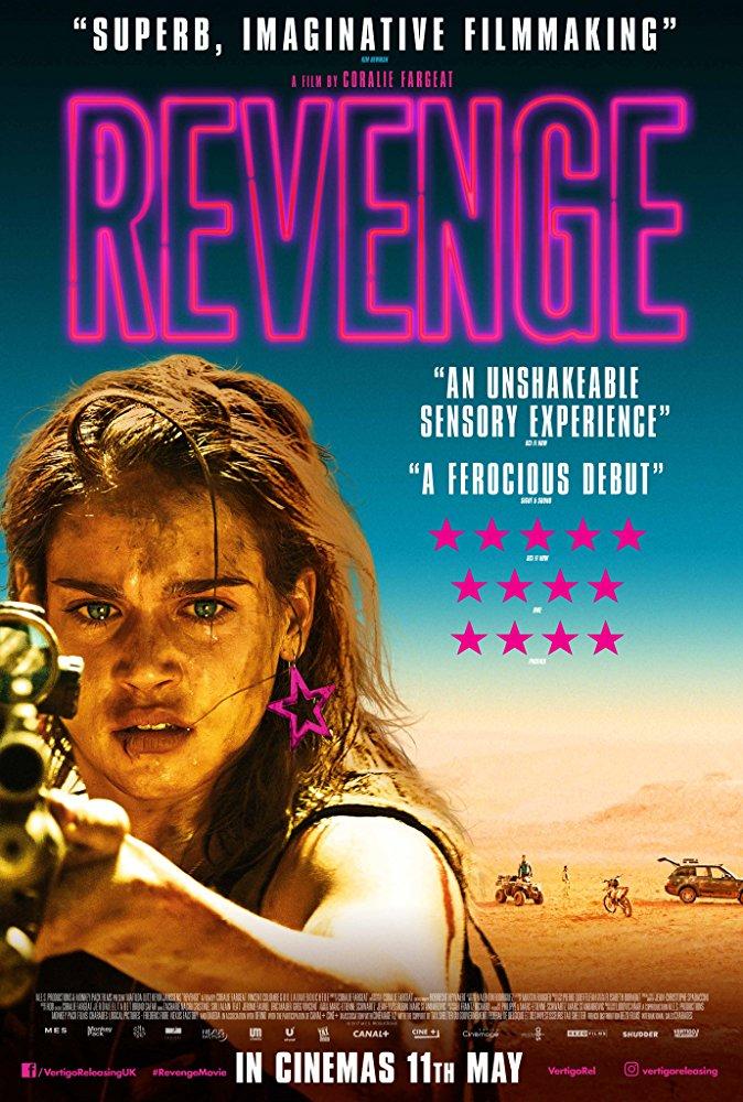 دانلود فیلم Revenge 2017