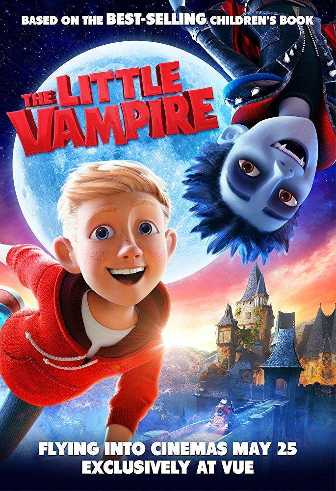 دانلود انیمیشن The Little Vampire 3D 2017