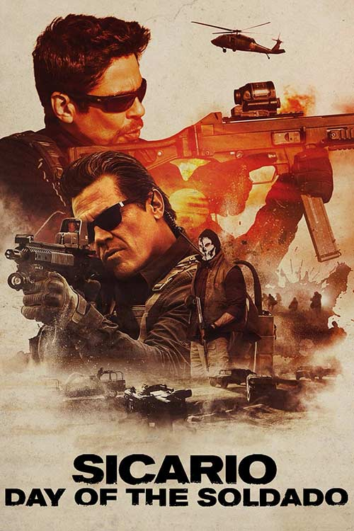 دانلود فیلم Sicario: Day of the Soldado 2018