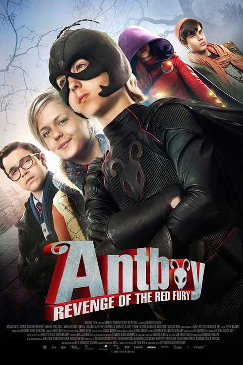 دانلود فیلم Antboy: Revenge of the Red Fury 2014