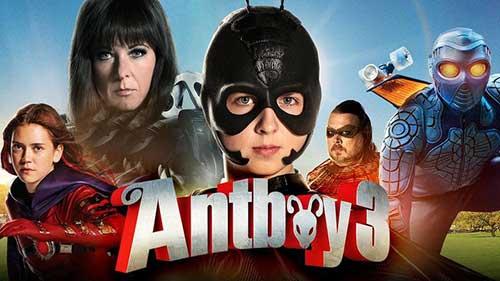 دانلود فیلم Antboy 3 2016