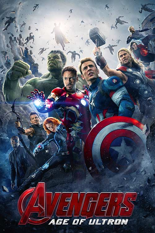 دانلود فیلم Avengers: Age of Ultron 2015