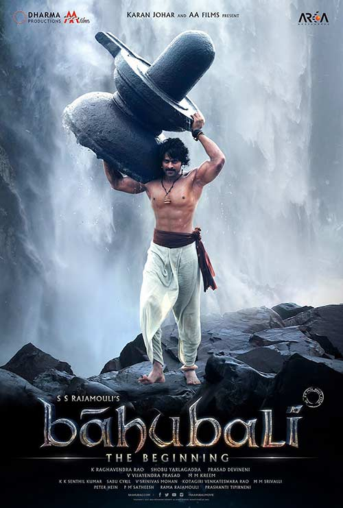 دانلود فیلم Baahubali: The Beginning 2015