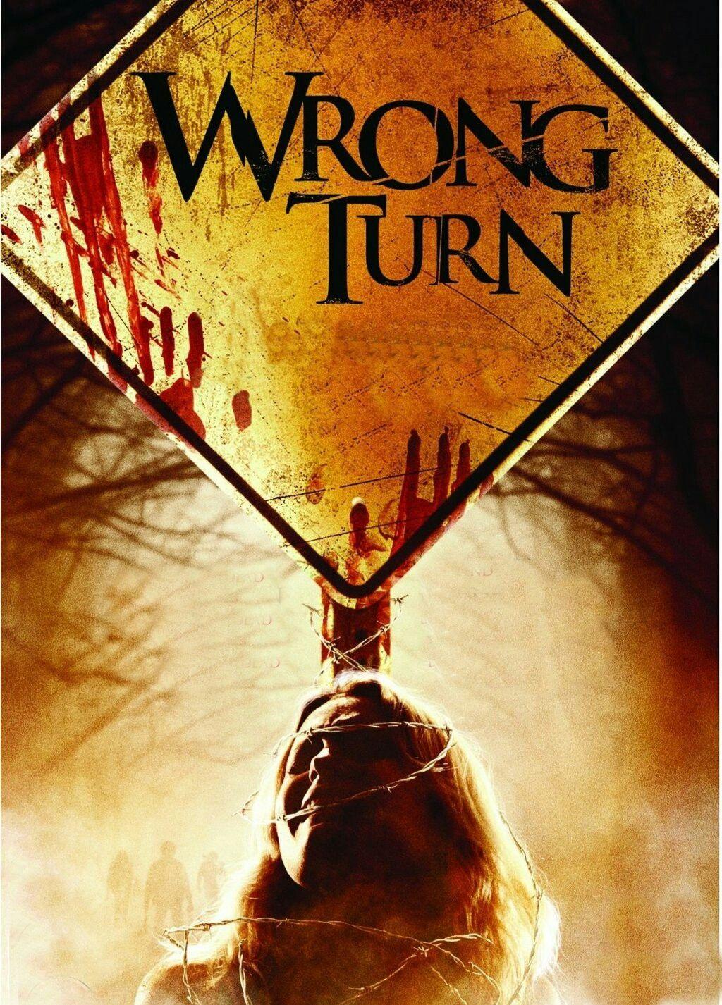 دانلود مجموعه فیلم های Wrong Turn