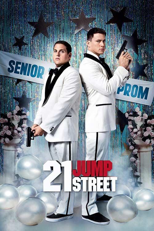 دانلود فیلم ۲۱ Jump Street 2012