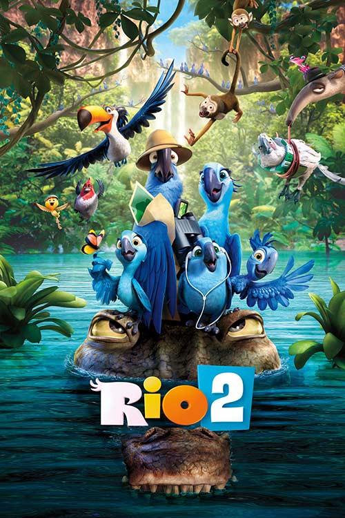دانلود فیلم Rio 2 2014