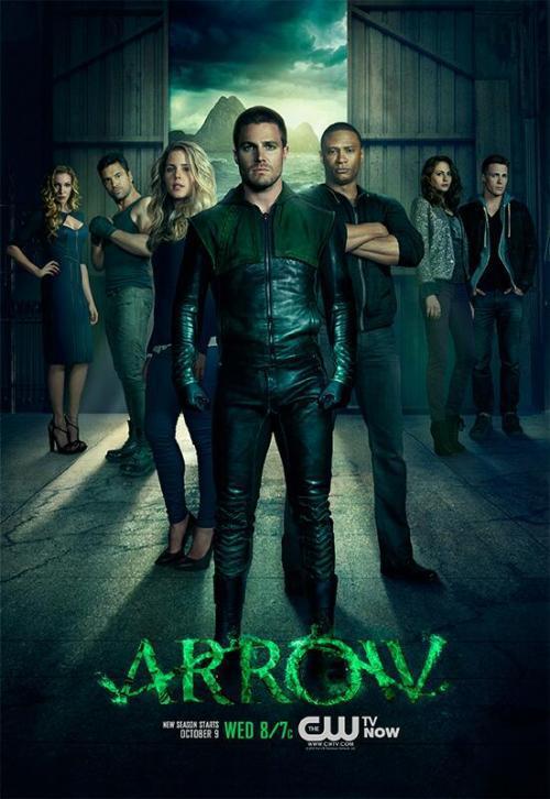 دانلود سریال Arrow