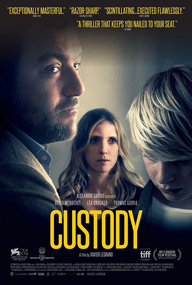 دانلود فیلم Custody 2017