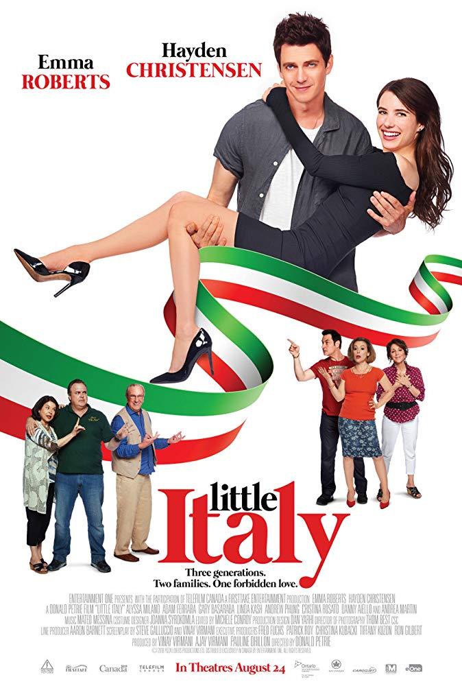 دانلود فیلم Little Italy 2018