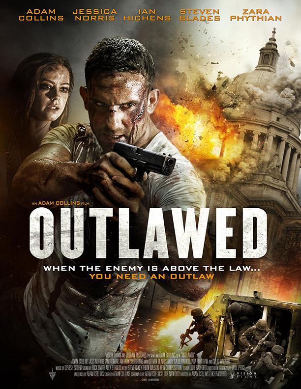 دانلود فیلم Outlawed 2018
