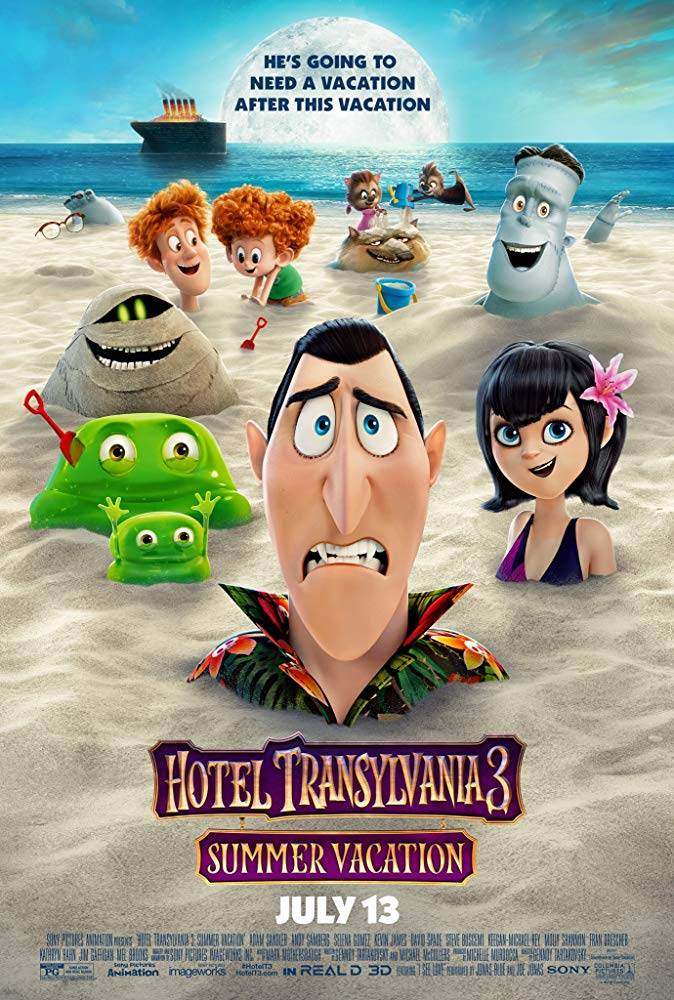 دانلود فیلم Hotel Transylvania 3: Summer Vacation 2018