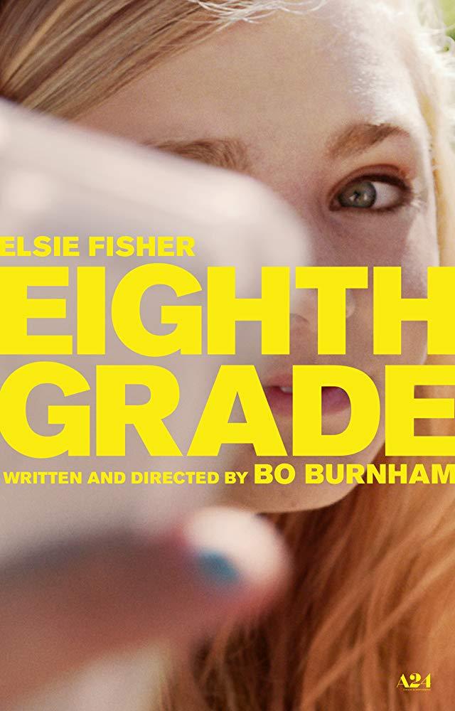 دانلود فیلم Eighth Grade 2018
