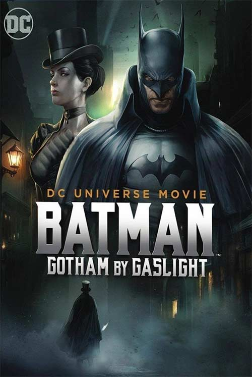 دانلود فیلم Batman: Gotham by Gaslight 2018