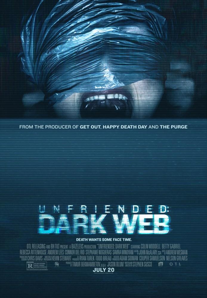 دانلود فیلم Unfriended: Dark Web 2018