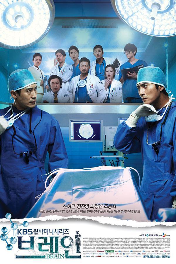 دانلود سریال کره ای Brain 2011