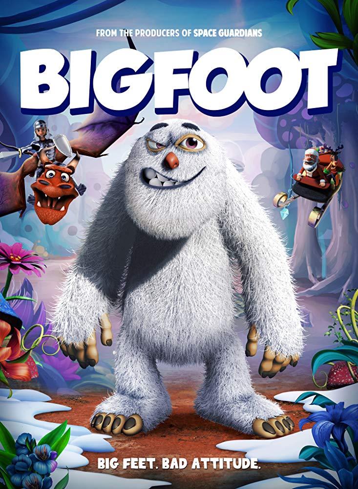 دانلود انیمیشن Bigfoot 2018