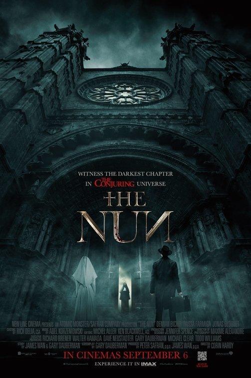 دانلود فیلم The Nun 2018