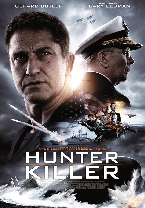 دانلود فیلم Hunter Killer 2018