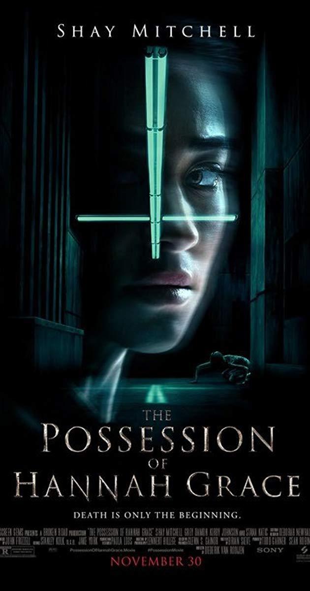 دانلود فیلم The Possession of Hannah Grace 2018