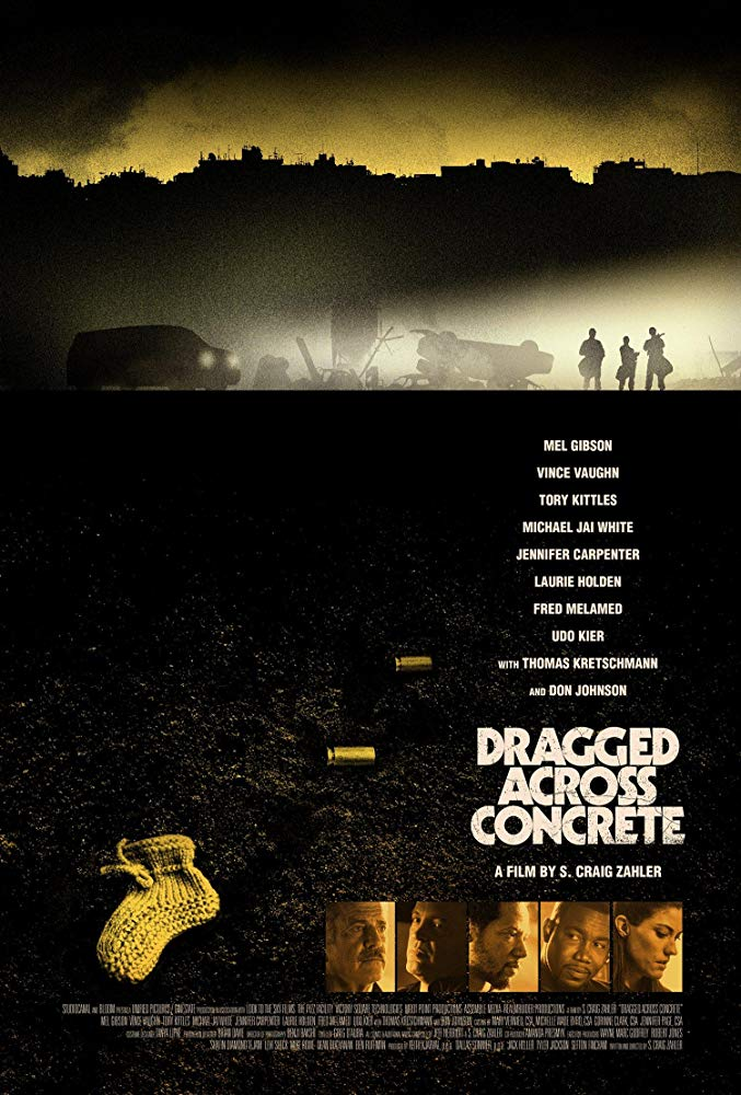 دانلود فیلم Dragged Across Concrete 2018