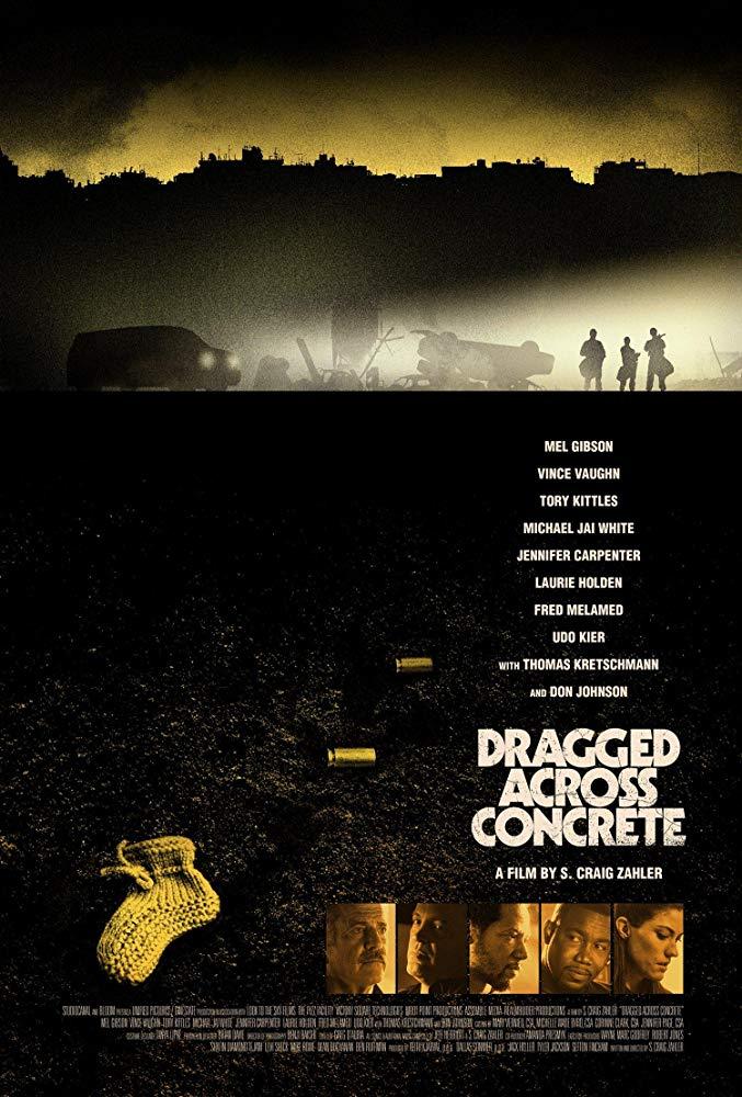 دانلود فیلم Dragged Across Concrete 2018