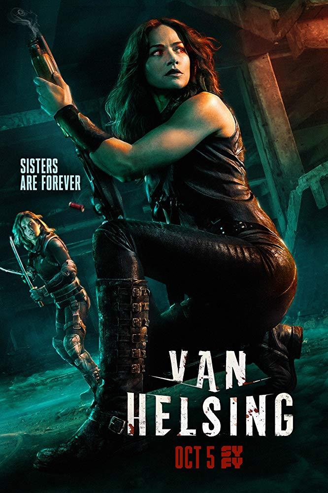 دانلود سریال Van Helsing