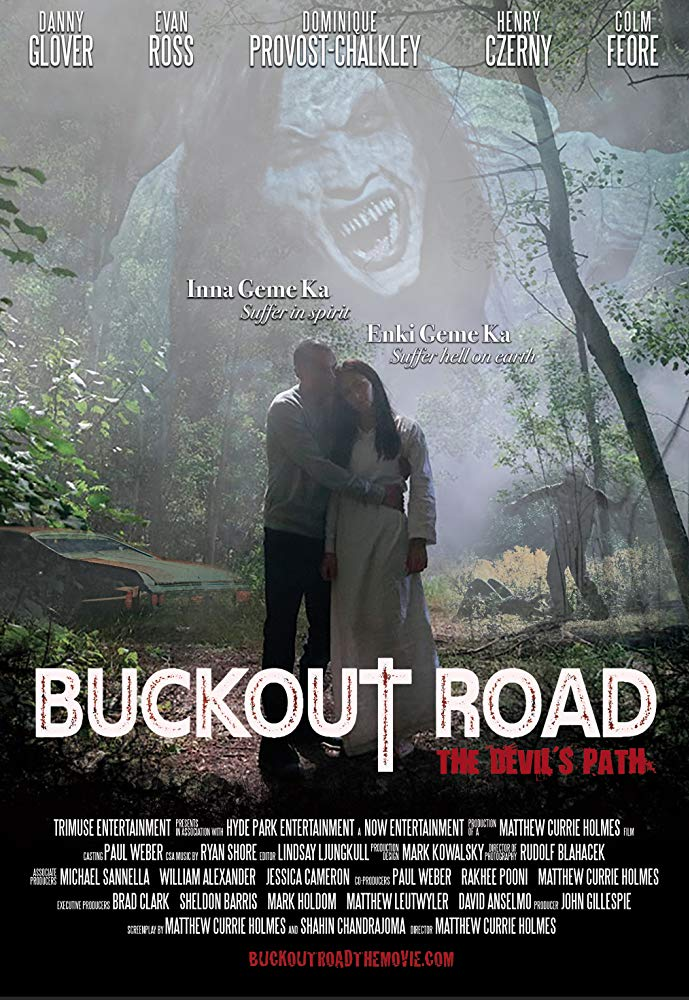 دانلود فیلم The Curse of Buckout Road 2017