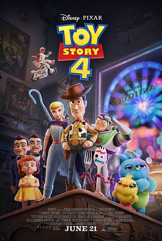 دانلود فیلم Toy Story 4 2019