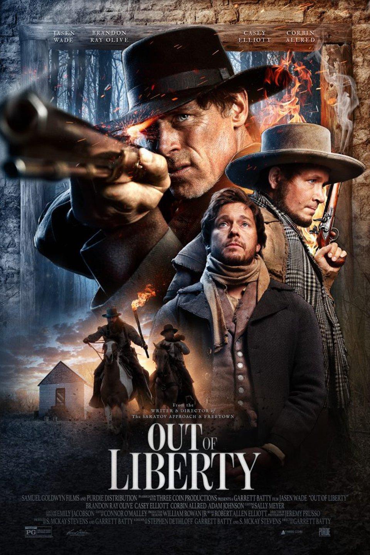 دانلود فیلم Out Of Liberty 2019