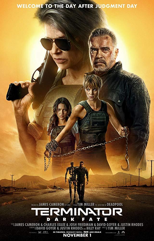 دانلود فیلم Terminator Dark Fate 201