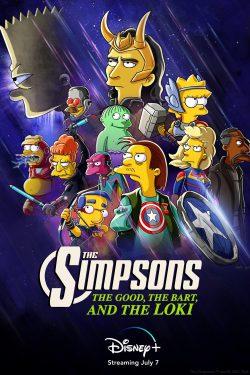 دانلود فیلم The Good, the Bart, and the Loki 2021
